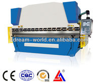 WC67K-300t/5000 cnc press brake ,cnc making machine tools