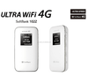 Unlocked ZTE WiFi 4G Router SoftBank
