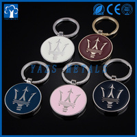 custom famous car brand logo new keychain designs