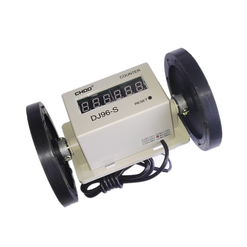 Rolling count meter encoder mechanical counter DJ96-S