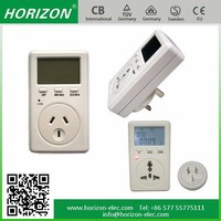 Plug-in Energy Meter digital display domestic appliance meter