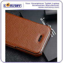 HIGH QUALITY Cowhide Leather Phone Case for iPhone 5 5S