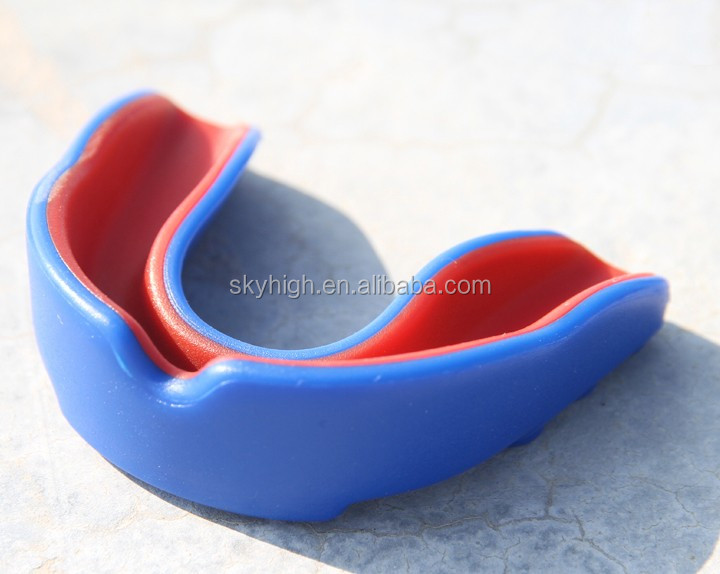 Created mouth guard with EVA / POE material certificate guaranteed