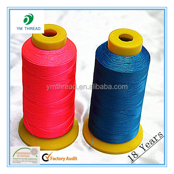 100% Polyester Embroidery Thread for Handwork Designs Suit
