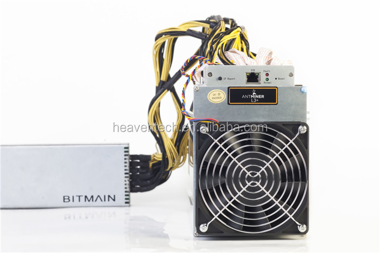Accept pre-order July sell !! Newest Litecoin miner 504M script miner only 800W Antminer L3+