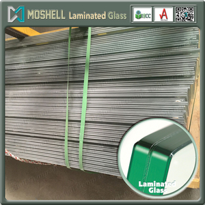 4mm 5mm 6mm 8mm 10mm 12mm 15mm 19mm thick cheap toughened glass laminated
