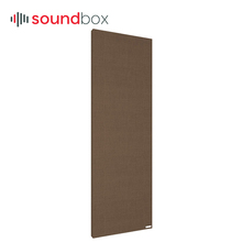 Fireproof sound absorption acoustic wall panel energy saving for efficient glass fiber wool