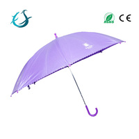 Hottest new innovative products for 2017 OEM ODM pretty kid umbrella