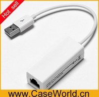 USB to RJ45 USB 2.0 to High Speed Ethernet Network LAN Adapter Card 10/100 Adapter for PC\windows7, Laptop,LAN adapter