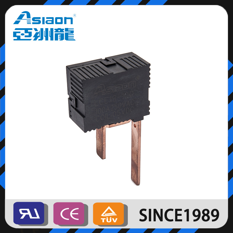 ASIAON Small Order Available Low Power 100A 110VAC Phase Magnetic Latching Relays