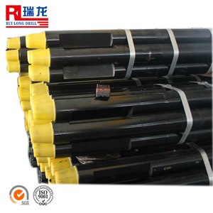 Perforated Pipe Base Screen Oil Gas Water Well Wedge Wire V Shaped Wrapped Steel Screen