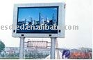 P20 fullcolor advertising Outdoor LED video wall with super water proof IP65