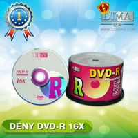 High quality Wholesale blank dvds