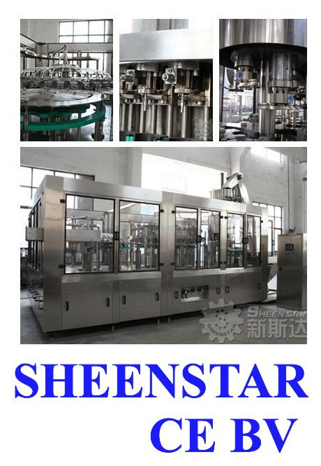 Sheenstar 3-in-1 Complete soda / carbonated drink project