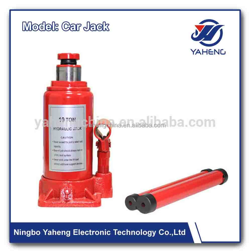 professional hydraulic bottle jack with safety valve Hydraulic Screw Jack/Bottle Jacks 2T/3T/5T/10T/20T/50T