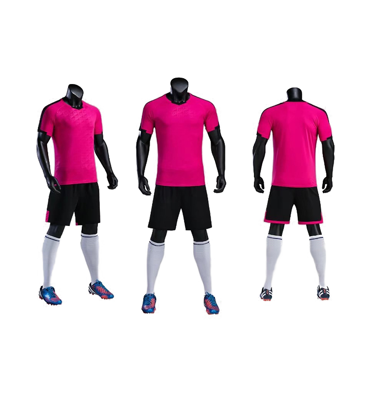 Men Soccer Training Jersey Plain Soccer Uniforms