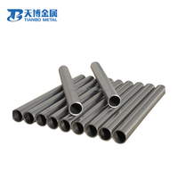 ti 3 al 2.5 v titanium alloy tube gr9 titanium pipe stock for sale