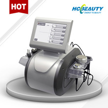 Ultrasound cavitation heater fat dissolving machine RU+5