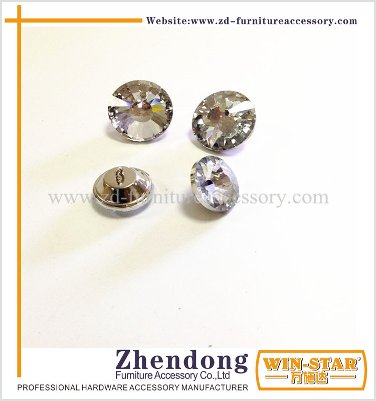 ZD-<strong>L023</strong> Decorative Crystal Decorative Crystal Buckle