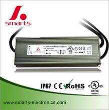 CE UL 0-10v dimming 700ma 147w waterproof led driver