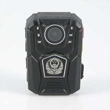 HD WiFi IP68 64G mini CCTV police body camera