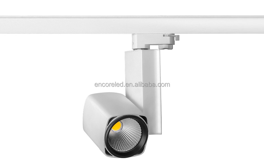 LED Track Spot Light 30W High Quality Zoom function Track Light LED