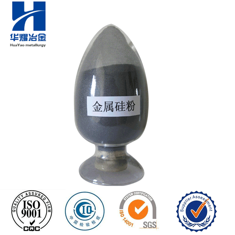 raw material price silicon metal powder for refractory material