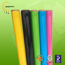 Plastic sheet pvc cling rigid film 0.5mm thick for wholesale