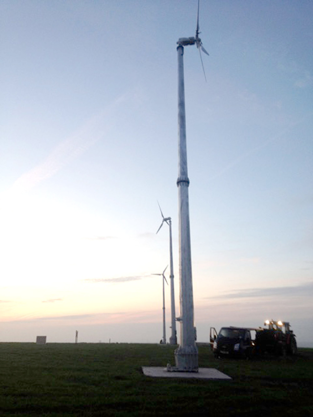 DC48V/240v off grid home use small wind turbine 5kw