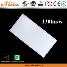 Alite Dimmable/Sensor/Emergency super bright led panel lamp 300x1200mm
