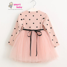 Girls Clothes Boutique Ruffle Dress Wholesale Childrens Clothing baby wear