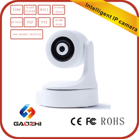 720P Wireless and night Pan Tilt ptz auto tracking IP camera