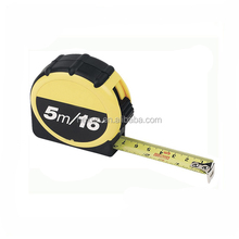 High Quality 5m Rubber Covered Measuring Tape