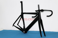 2014 Multi-colors choice High Quality MENDIZ Carbon Frame Road Bike Frame XS/S/M Carbon Frame+Fork+Seatpost+Clamp