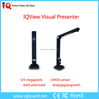 IQView eudcational digital visual presenter portable document scanner