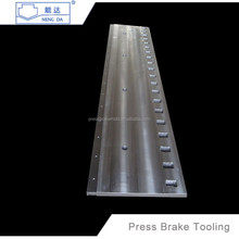 CNC press brake machine trough plates