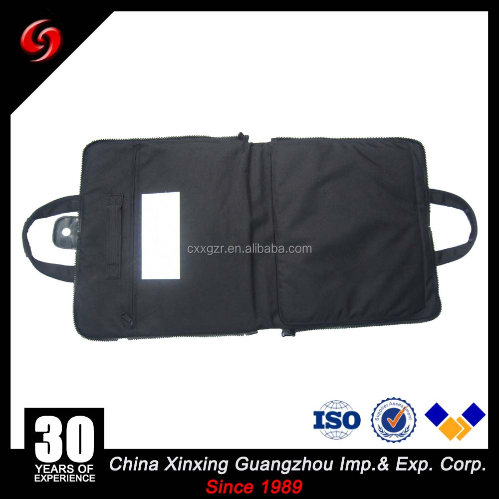 High Quality Bulletproof Ballistic Protective Aramid UD Briefcase with 600D Polyester for Government Officers Safety Protection