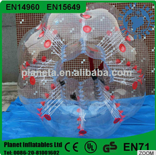 Hot Sell Human Sized Inflatable Bubble Football For Sport Game