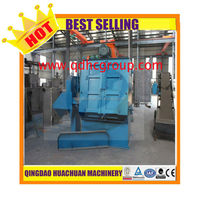 Q32 series leading shot blasting machine