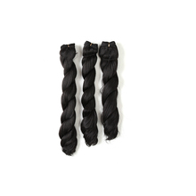 HW2060 cheap human synthetic hair extensions bundles find new distributors sexy wigs for girls
