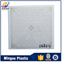 Decorative high quality acrylic ceiling tiles