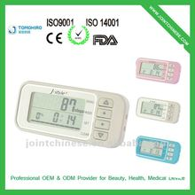 Cheap China CE Pedometers/Odograph /Fishing Line Counter For 2012 Sale