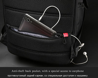 15, 6 дюймов рюкзак с интерфейсом USB зарядка порты и разъёмы 2018 повседневное сумка для ноутбука нейлон школьный анти-кражи рюкзак для MacBook воздух про