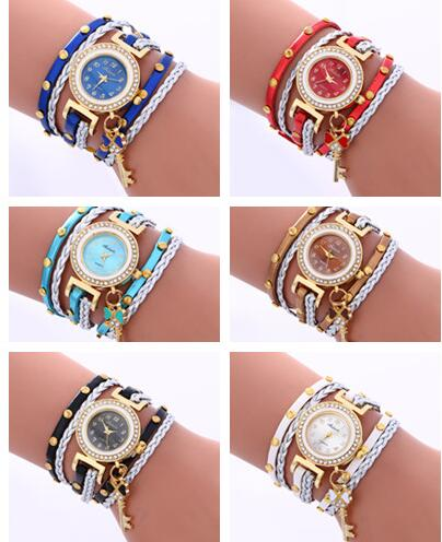 2016 New Products Ladies Fancy Wrist Watches , China Wholesale Women Watch LNW236