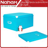 NAHAM printed paper folding decorative gift storage boxes