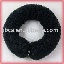 Unique hair accessories sponge hair bun direct sale