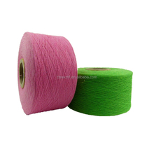 Premium quality OE recycled cotton yarn knitting yarn for soft towel