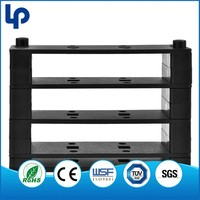 zhejiang lepin ISO 14001 cable clamp , cable clip organizer