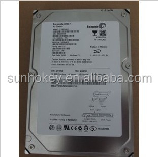 Hot-sale new and original Hard drives ST340014AS 40GB 7200rpm