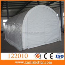 Mobile Single Steel Carport Shelter